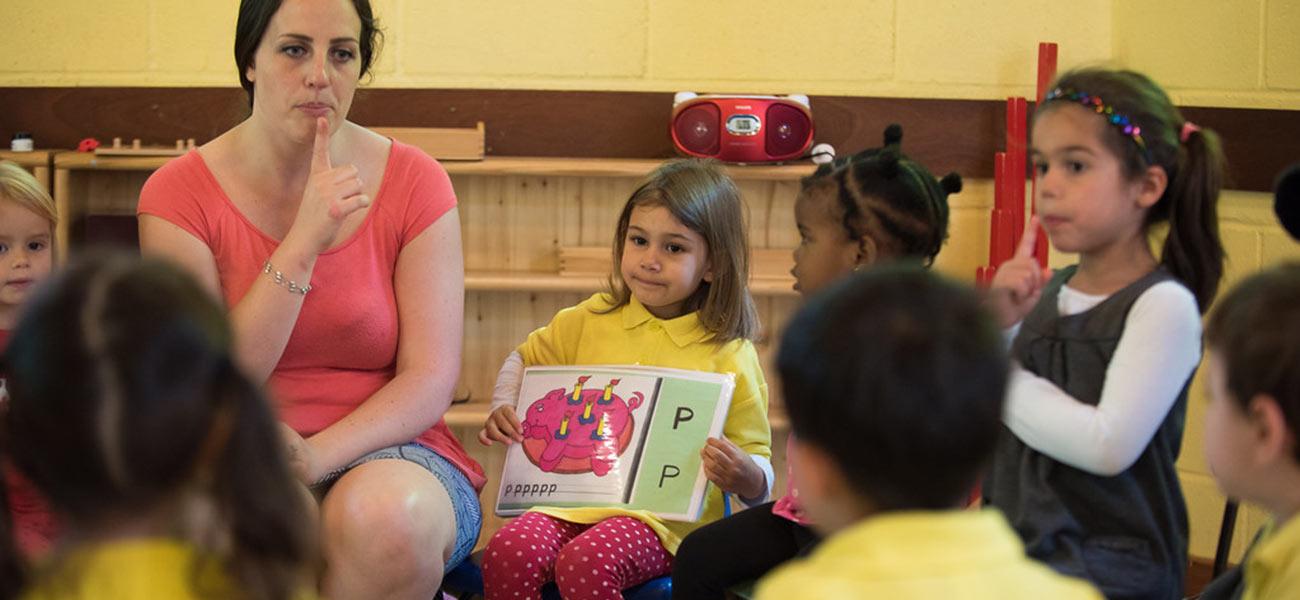 Twinkle Stars Montessori Nursery
